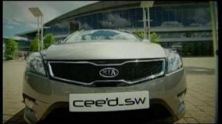 KIA c'eed facelift