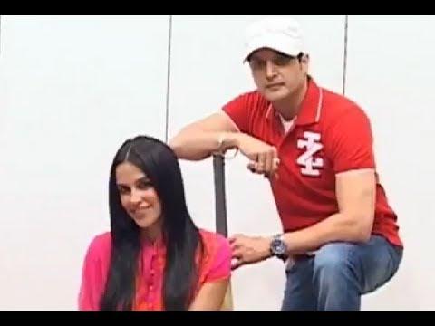 Jimmy Sheirgill & Neha Dhupia Promote 'Rangeelay' In Punjab