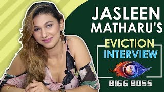 Jasleen Matharu Says Her Relationship With Anoop Was A Prank   EVICTION Interview   BB12   EXCLUSIVE