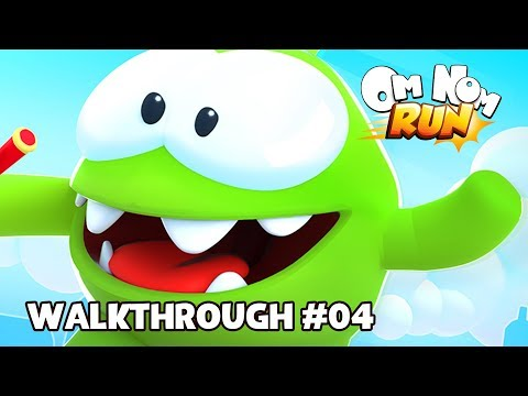 Om Nom: Run - Walkthrough #4