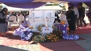 IRINGA: Mazishi ya Maria na Consolata Leo
