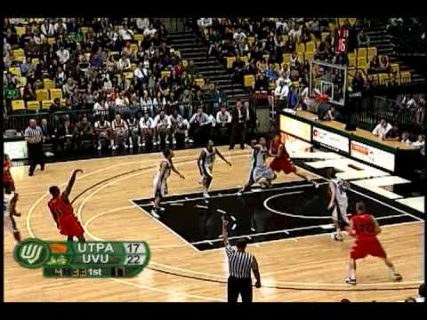 UVU: Men's Basketball vs. Texas-Pan American 2011