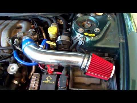 Chrysler Sebring Convertible '96-'00- Aftermarket Intake.