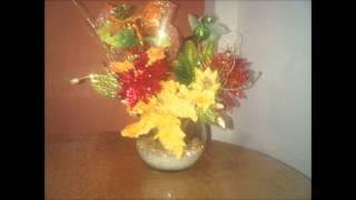 Venta de arreglos florales y orquideas artificiales