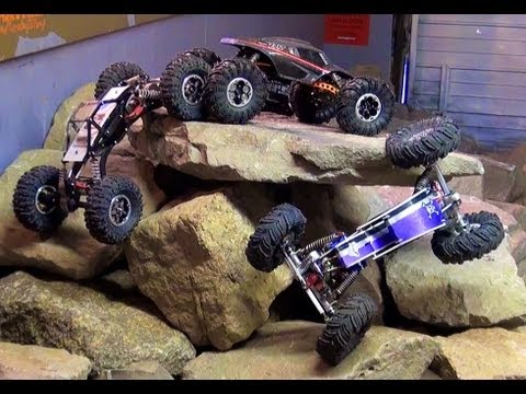 RC ADVENTURES - TOP DOLLAR ROCK CRAWLERS - TEDS GARAGE