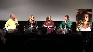 Flower - Max Winkler & Zoey Deutch Q&A (Moderated by Henry Winkler and Lea Thompson)