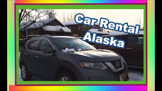 How To Rent A Car In Alaska And What To Know Before Renting