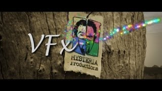 Hysteria Productions Visual Effects Show Reel HD