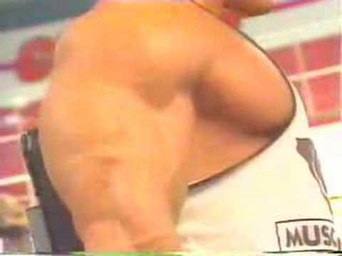 Paul Demayo Arm Workout #2