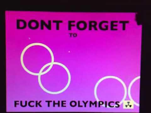 fuck The Olympics video