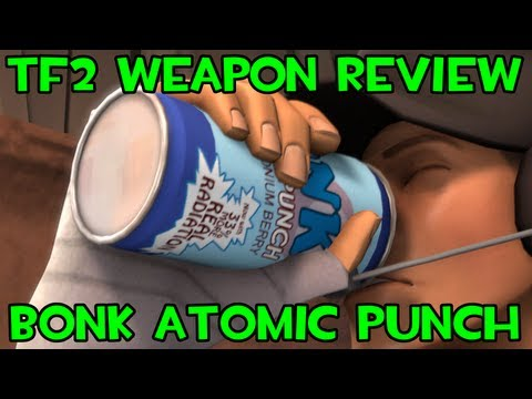 [TF2 Weapon Review] Bonk Atomic Punch : Feat. Texan Brownies
