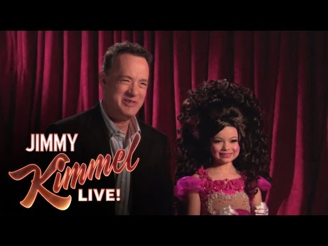 Toddlers & Tiaras with Tom Hanks Music Videos