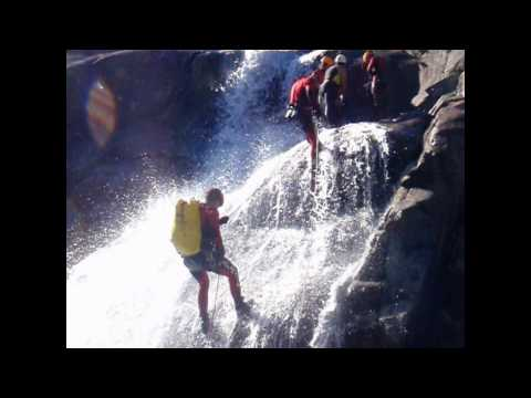 CANYONING IN POLAND