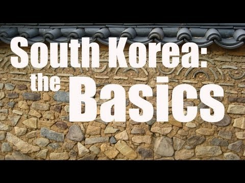South Korea Basic Travel Guide - Level Up (Ep. 15)