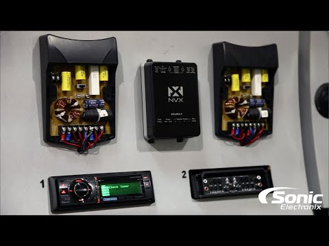 How Do You Set Up an Active Crossover vs. a Passive?   Car Audio Q & A