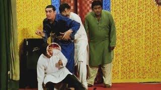 Zafri Khan Non Stop Comedy 2019 - New Stage Drama 2019 Zafri Tik Tok Full Comedy Clip