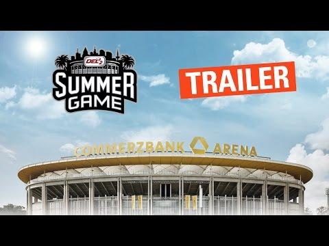 SUMMER GAME 2016 – Derby-Klassiker zur Saisoneröffnung in der Commerzbank-Arena