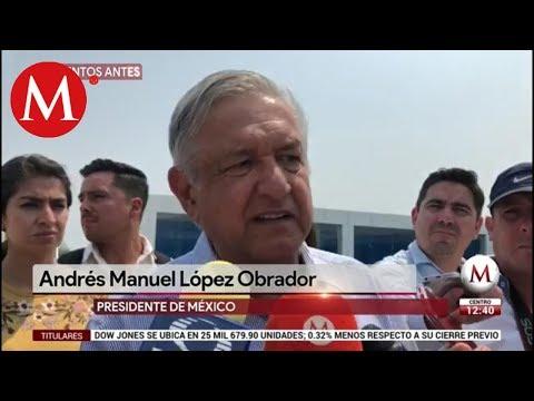 AMLO lamenta renuncia de Germán Martínez al IMSS, pero respalda a Hacienda