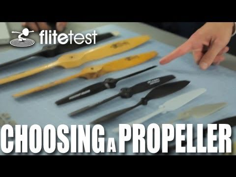 Flite Test - Choosing A Propeller - FLITE TIP