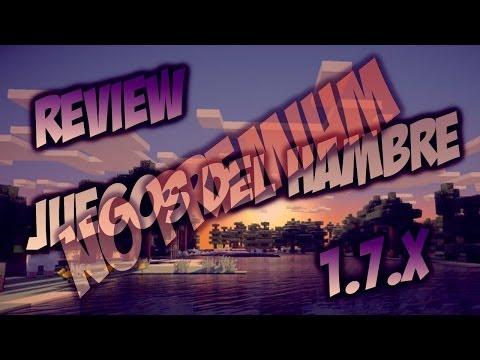 Server Juegos del Hambre [NO PREMIUM] [1.7.2/1.7.X] - Minecraft