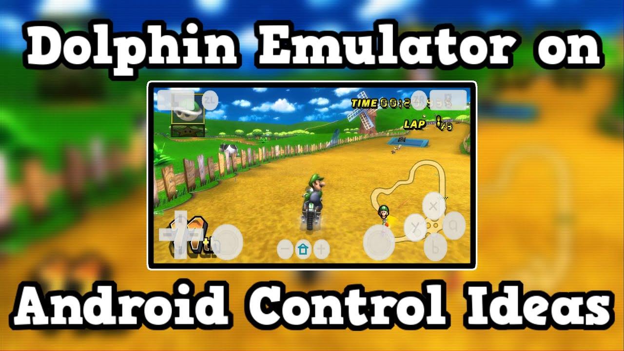 Dolphin Emulator on An...