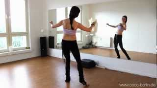 CHEST CAMEL DRILLS - BELLYDANCE tutorial for beginners