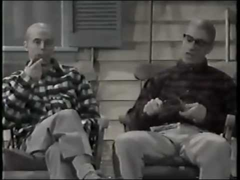 SKINHEADS FROM MAINE Dana Carvey