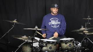 Koryn Hawthorne Unstoppable Ft Lecrae R B King The Drummer Drum