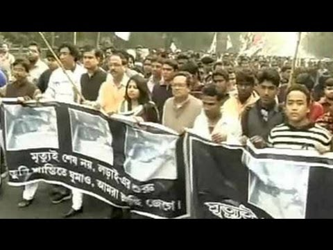 Kolkata: Student leader's death sparks controversy