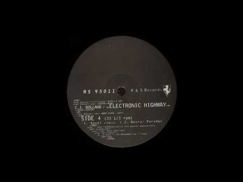 CJ BOLLAND Neural Paradox (R&S RECORDS)