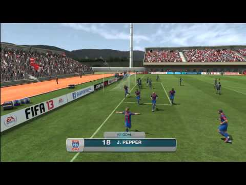 Classic Game Room - FIFA 13 review