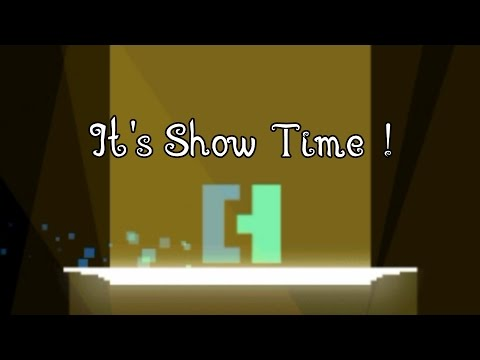 MINI GAME STAGE!   Geometry Dash : Uncove - Jayuff (Various Game Style On One Level)