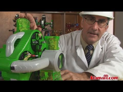 Ben 10 Alien Creation Laboratory Evil Alien Toys Experiment