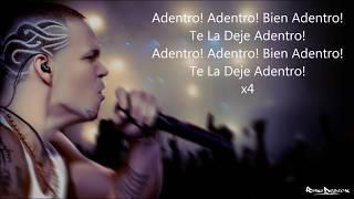 Calle13 - Adentro (Tiradera A Cosculluela) +Letra