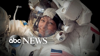 Commander of international space station set to break a big record