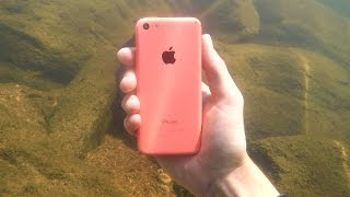 Found Lost iPhone, Fishing Pole and Swimbaits Underwater in River! (Scuba Diving) | DALLMYD