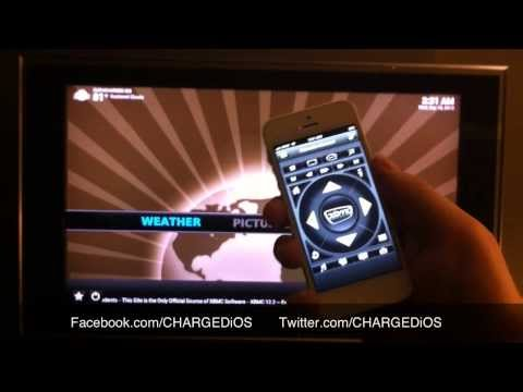 How to Control XBMC with your iPhone. iPad or iPod-touch (no jailbreak)