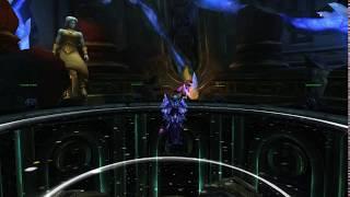 World of Warcraft Battle For Azeroth  Venerado con los Campeones de Azeroth
