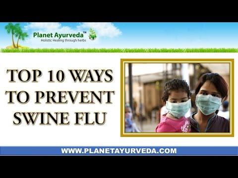 How To Prevent Swine Flu | H1N1 Virus Prevention