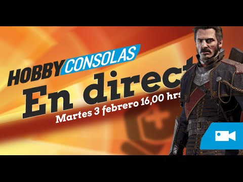 Hobby Consolas en directo: The Witcher, The Order, Metal Gear y m�s