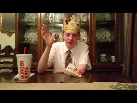 Burger King NEW Cheesy Tots - Review thumbnail