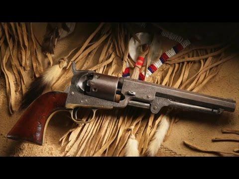 Buffalo Bill Cody's Colt 1851 Navy Percussion Revolver