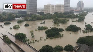 Houston Under Water: Special Report