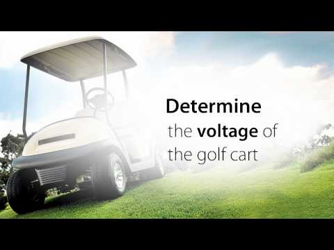 Golf Cart Battery Life Saver