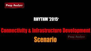 Greater Noida (West): Connectivity & Infrastructure Development (Past Present Future): Rhythm County