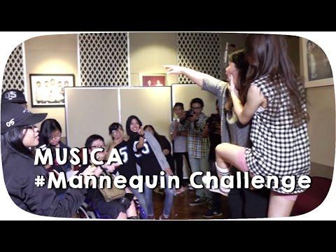 download lagu D`MASIV, Sheryl Sheinafia & A Team Mannequin Challenge Bareng? gratis