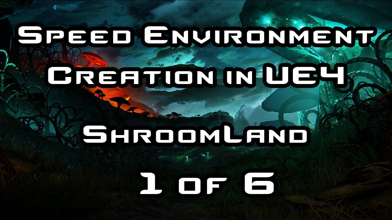 Shroomland Process Video