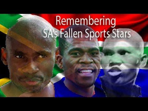 Memorial service honouring SA Sports Stars