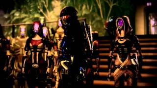 Mass Effect 2 - Tali's Trial ( 3 versions : Rally the crowd, Renegade and Paragon speech )