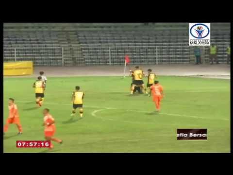 Piala Malaysia 2016   Perak vs PKNS 4 - 1
